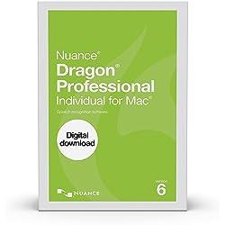 Dragon Professional Individual for Mac 6.0 - Upgrade [Download]