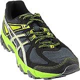Cheap ASICS Men's Gel-Sonoma Running Shoe,Graphite/Silver/Lime,11 M US