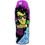 "Vision Original Psycho Stick Reissue Skateboard Deck 10""x30"""