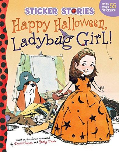 Happy Halloween, Ladybug -