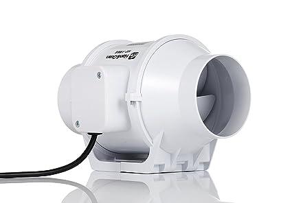 Come progettare un impianto di ventilazione forzata per il bagno