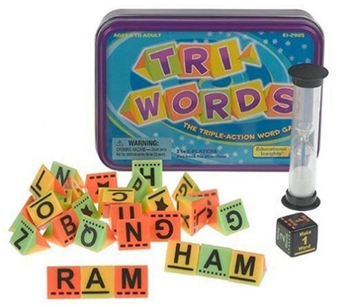 tri words