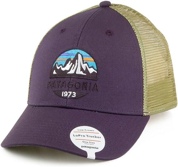 Patagonia Fitz Roy Scope Lopro Trucker Gorra de Pesca, Hombre ...