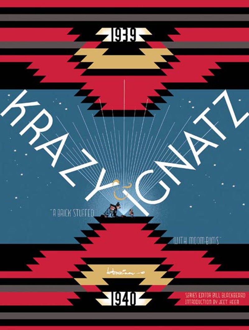 "Krazy & Ignatz 1939-1940: ""A Brick Stuffed with Moom-bims"" (Krazy and Ignatz) pdf epub"