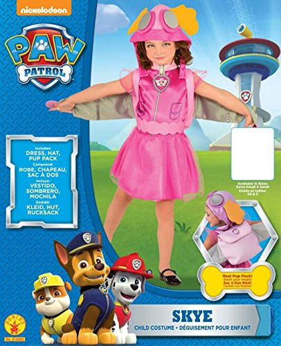 [PAW Patrol Skye Child Costume, Sz 2T] (Paw Patrol Costumes Skye)