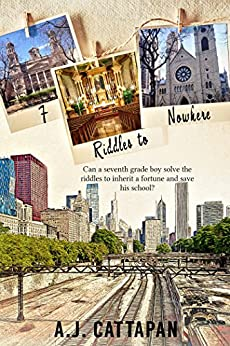 7 Riddles to Nowhere by [Cattapan, A.J.]
