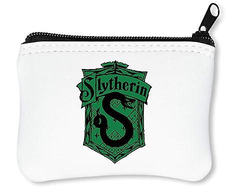 Harry Potter Slytherin Logo Illustration Billetera con ...