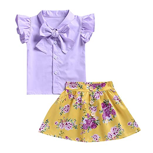 a2ed3febc756e6 Amazon.com  Baby Skirt Sets
