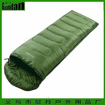 Camping Sacos de dormir Four Season Saco de dormir Saco de dormir Sacos de dormir con un saco de dormir Outdoor Sacos de dormir, verde: Amazon.es: Deportes ...