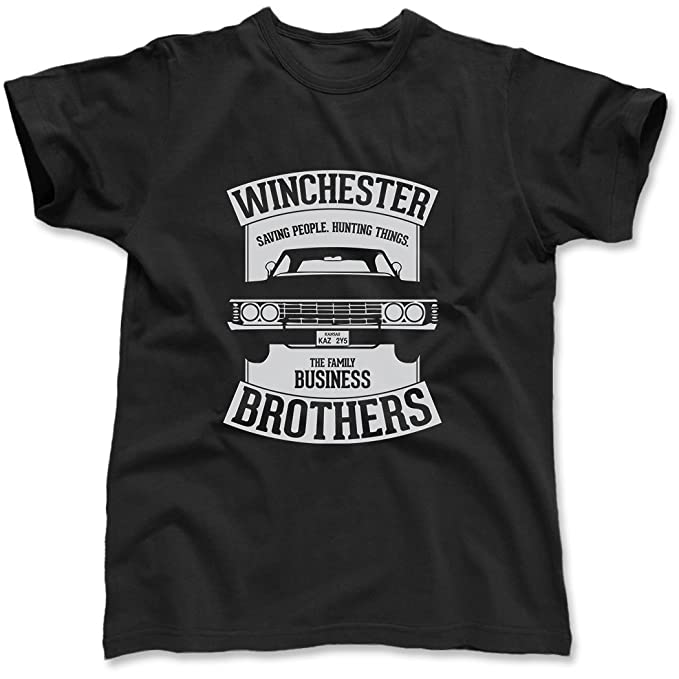 Winchester Brothers Saving People Hunting Things The Family Business