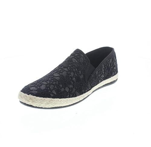 Desigual Taormina White Lace 1, Zapatillas para Mujer: Amazon.es: Zapatos y complementos
