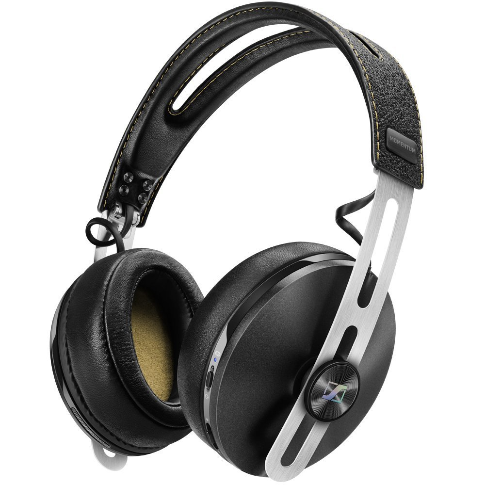 Sennheiser Momentum 2.0 Wireless with Active Noise Cancellation- Black by Sennheiser Consumer Audio