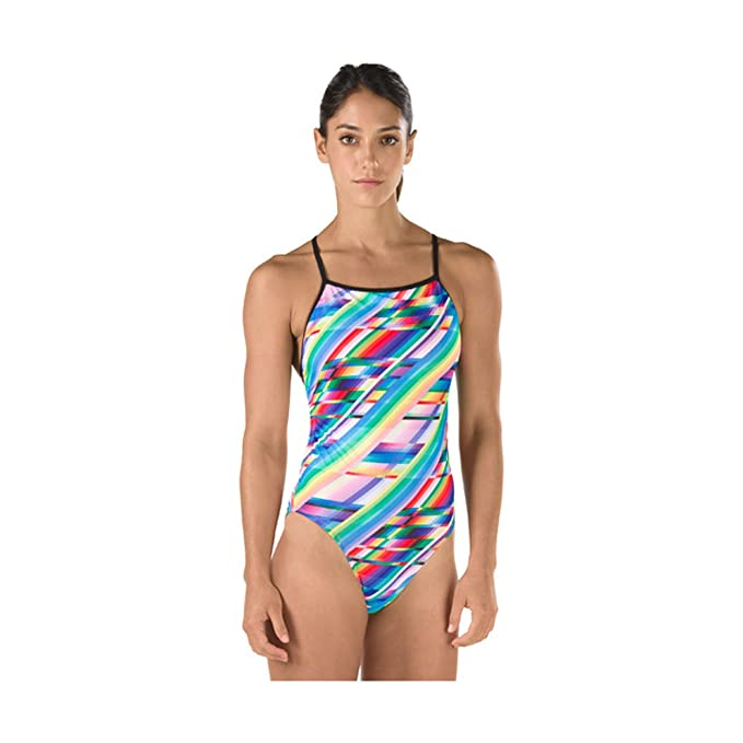 Amazon.com : SPEEDO TURNZ: Printed One Back - Speedo Endurance Lite : Sports & Outdoors