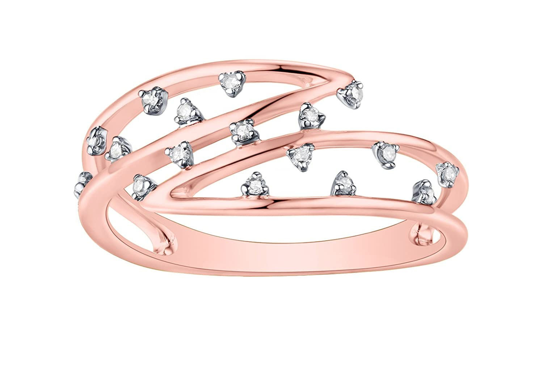 Amazon.com: Prism Jewel 1.00MM 0.08CT G-H/I1 Natural Diamond Light ...