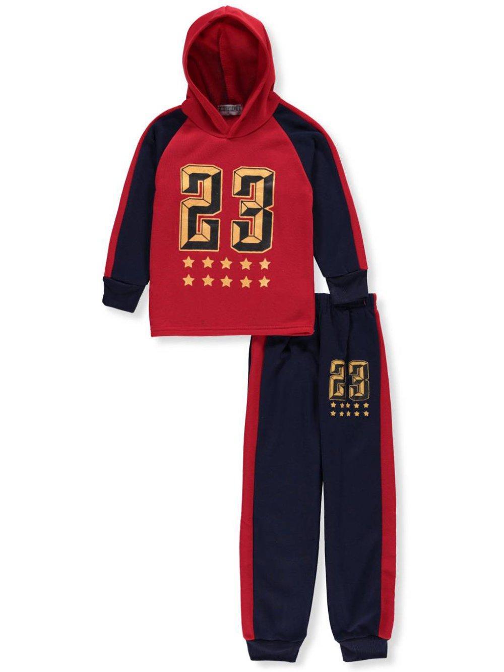 Victory League Boys 2-Piece Sweatsuit Pants Set