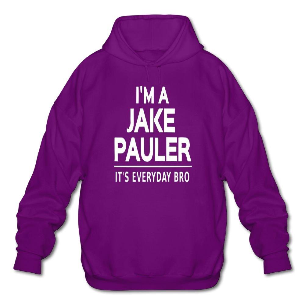 Jake Paul Its Every Day Mens Fashion Cool Cotton Hoodie Sweatshirt
