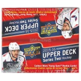 Upper Deck Series Two Hockey 2015-16 Hockey 24-Pack Retail Box