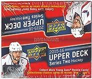 Upper Deck Series Two Hockey 2015-16 Hockey 24-Pack Retail Box