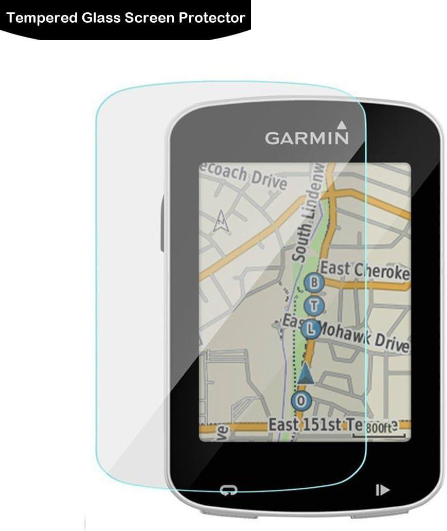 Lokeke - Protector de pantalla de cristal templado para Garmin Edge 820: Amazon.es: Electrónica