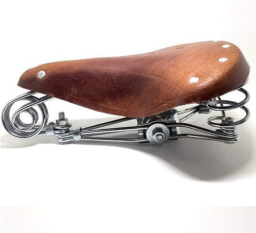 Sillín de Bicicleta Asiento de Bicicleta Estilo clásico Retro ...