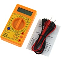 Yogasada Dt-830D Mini Digital Multimeter AC/DC Volt Amp