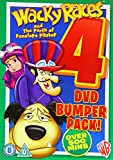 Wacky Races Quad [DVD] [2012]