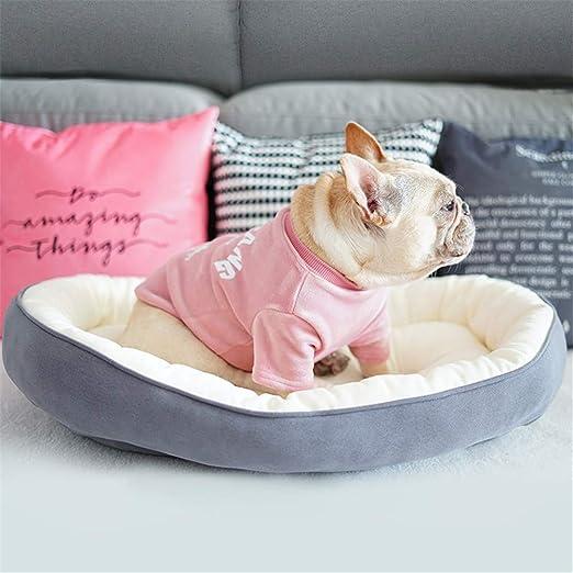 LXLLY Nido para Mascotas Cama para Perros Grande para Gatos ...