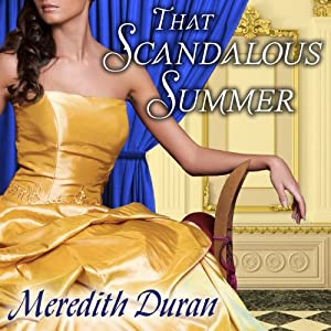 That Scandalous Summer Audiobook
