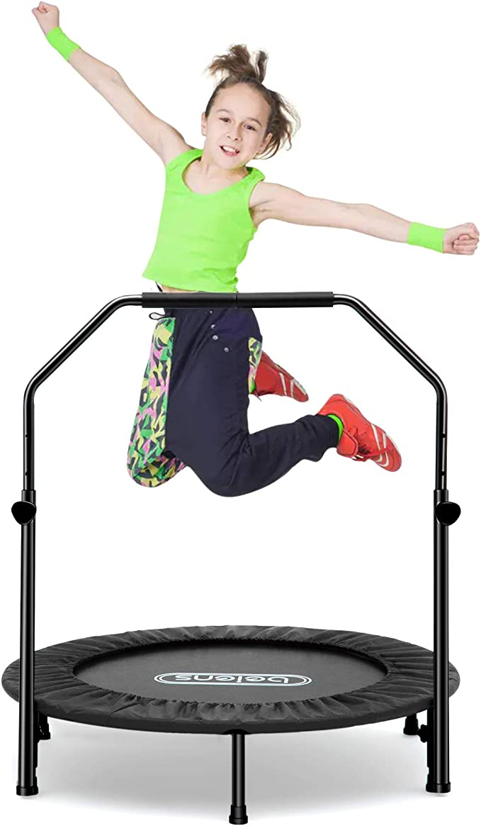 Beiens 40-Inch Mini Rebounder For Indoors And Outdoors - The Best for The Money