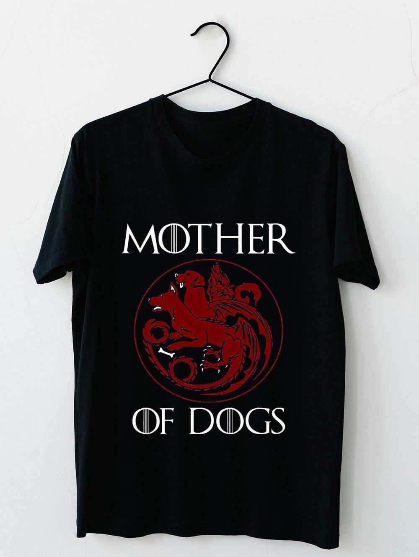 Mother Of Dogs - Dog Lover 50 Short Sleeve T Shirt, For Unisex