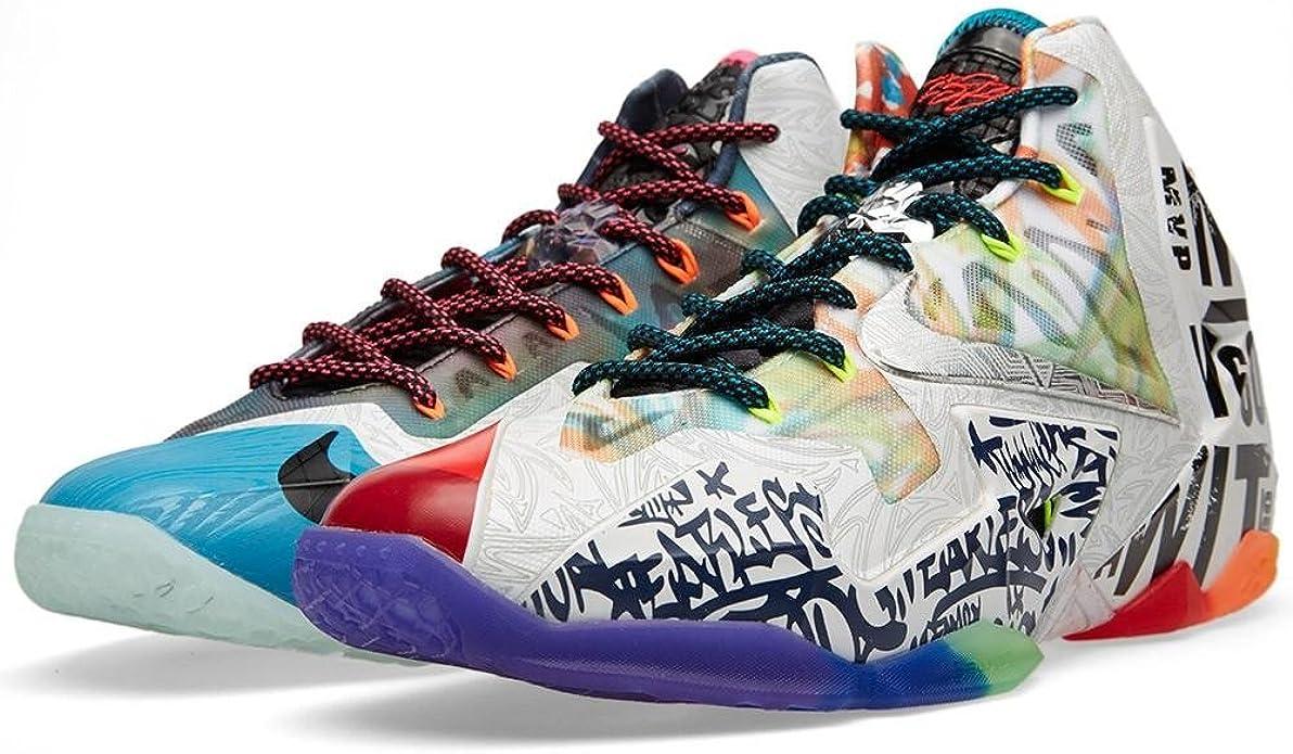 Nike Lebron 11 Premium 'What The Lebron