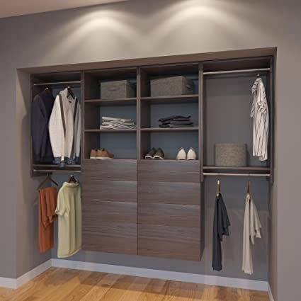 Superieur Modular Closets 8 FT Closet Organizer System   96 Inch   Style G