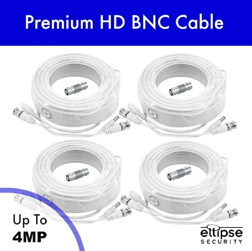 SDC-89440BC 150ft 4MP Samsung Wisenet Compatible Cable SDH-C85100BF