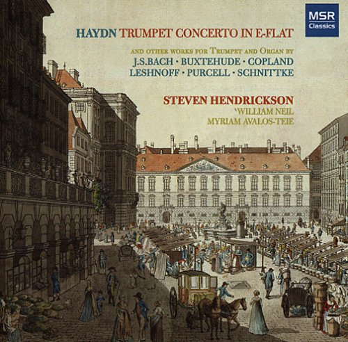 Haydn Trumpet Concerto - Works for Trumpet and Organ