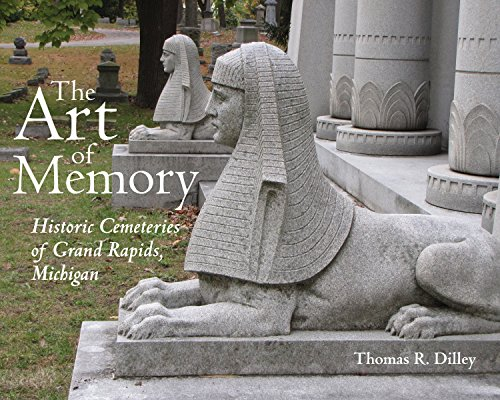 Rapids Park Grand - The Art of Memory: Historic Cemeteries of Grand Rapids, Michigan (Painted Turtle)
