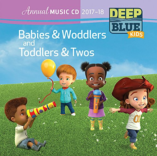 Deep Blue Kids Babies & Woddlers/Toddlers & Twos Annual Musi