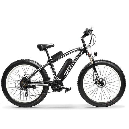 Amazon Com Cyrusher Xf660 New Adjustable Handblebar Electric Bike