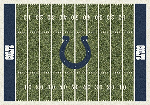 FL Team Home Field Area Rug by Milliken, 5'4