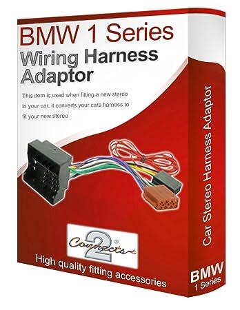 bmw 1 series radio stereo wiring harness adapter lead amazon co uk rh amazon co uk 2017 BMW Z4 2007 BMW Z4