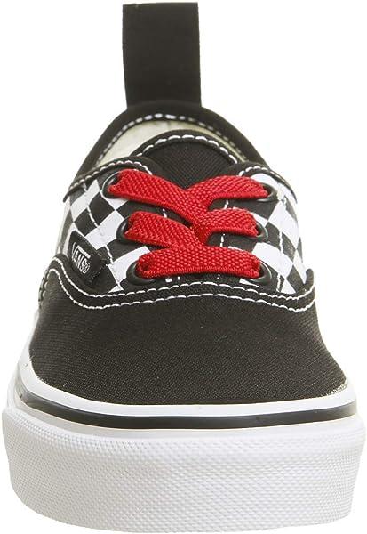 cce382cd45 VANS Sneakers Authentic Elastic Nero Bianco Scacchi 8H4U3Z (31 - Nero).  Indietro. Tocca ...