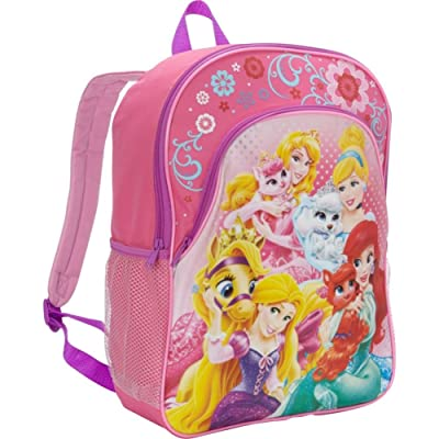 "16"" Disney Princess Large Backpack"