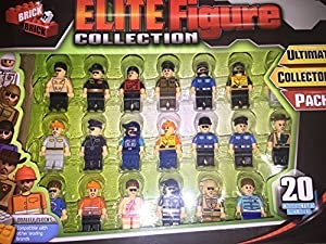 brick by brick elite figures/characters collection by Brick/Brick