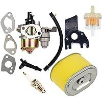 OxoxO Vervang Carburateur met Brandstoffilter Luchtfilter Bougie voor Gx140 Gx160 Gx200 5.5hp 6.5hp Motor Generator…