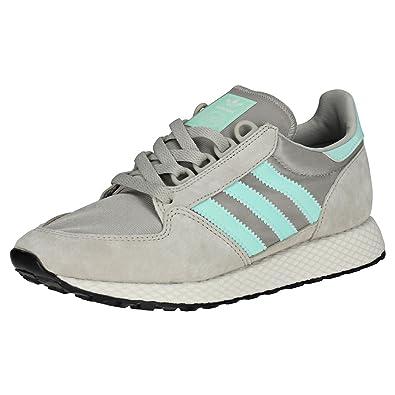 Damen adidas NMD R2 Casual Schuhe GrauWeiß AQ0196