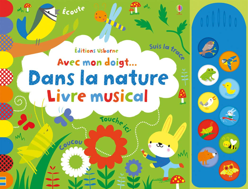 Dans La Nature Livre Musical 9781474930635 Amazon Com Books