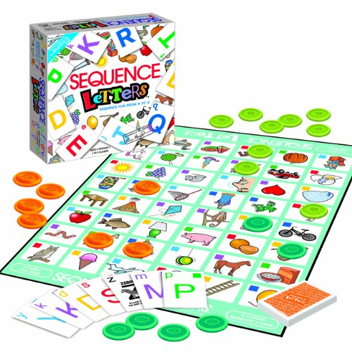 Sequence Letters (Two Letter Scrabble Words Beginning With C)