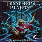 Brothers Majere: Dragonlance: Preludes, Book 3 Audiobook by Kevin Stein Narrated by Paul Boehmer