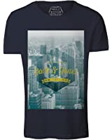 JACK & JONES JJOROCTAGON TEE SS CREW NECK-Camiseta Hombre