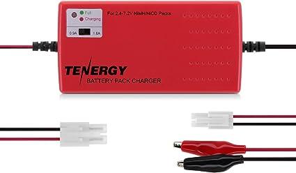 Amazon.com: Cargador universal inteligente para batería NiMH ...