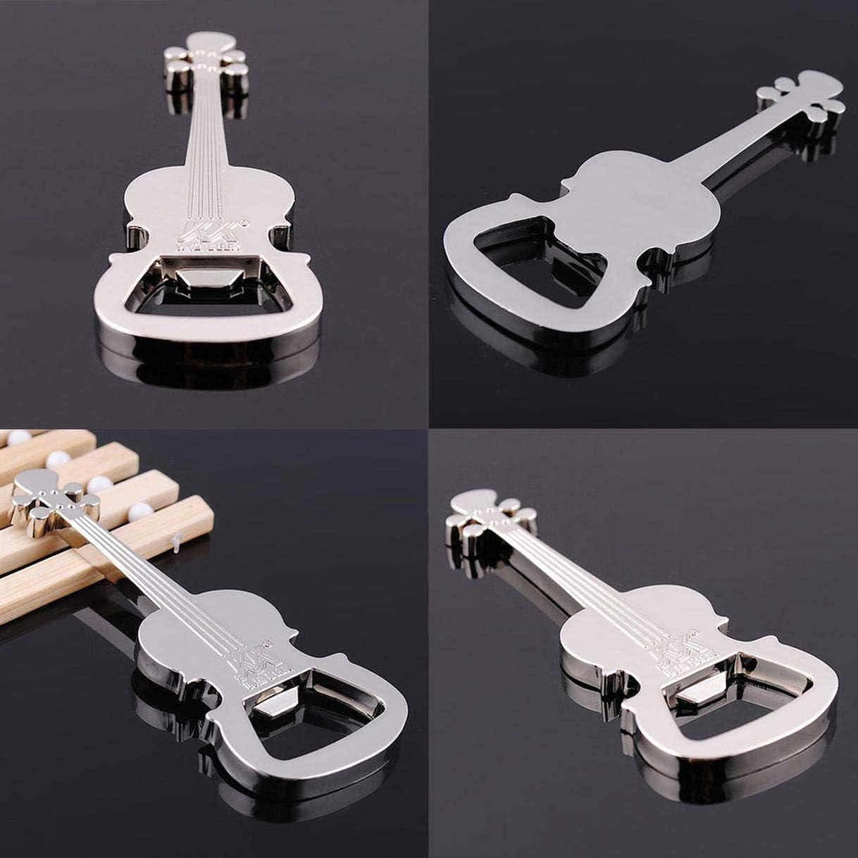 Compra yuangong con Estilo Metal Guitarra Abrebotellas para ...
